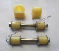 Mitsubishi Pajero/Shogun 3.0 Petrol (V43-LWB) - Rear Anti Roll / Stabilizer Bar Bush Kit (25mm)
